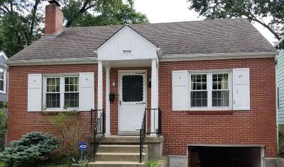 Hamilton Single Family Home For Sale: 709 Coralie Street
