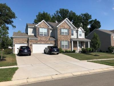 Warren County Single Family Home For Sale: 1718 Indian Grass Drive