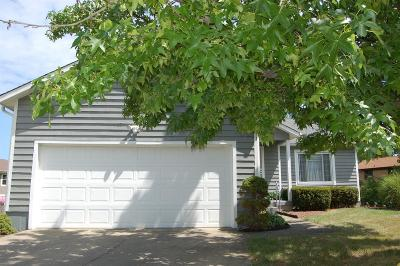West Chester Single Family Home For Sale: 5608 Plowshare Way