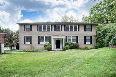 Cincinnati Condo/Townhouse For Sale: 3683 Erie Avenue #B
