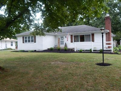 Adams County, Brown County, Clinton County, Highland County Single Family Home For Sale: 95 Price Drive