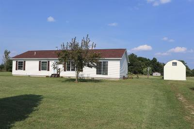 Highland County Single Family Home For Sale: 8168 Beaver Road