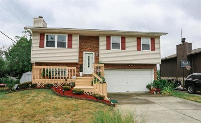 Middletown Single Family Home For Sale: 4908 Caprice Drive