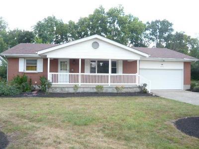 Fairfield Single Family Home For Sale: 5376 Dee Alva Drive