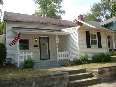Trenton OH Single Family Home For Sale: $125,000