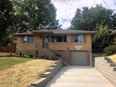 Green Twp Single Family Home For Sale: 3431 Tallahassee Drive