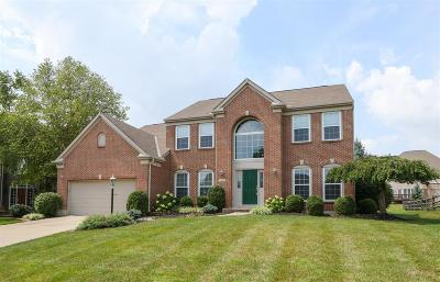 Deerfield Twp. Single Family Home For Sale: 8363 Oakdale Court