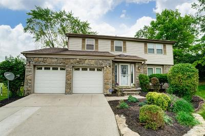 Beckett Ridge Single Family Home For Sale: 5575 Partridge Circle