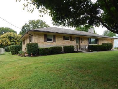 Morrow Single Family Home For Sale: 111 Pamela Drive