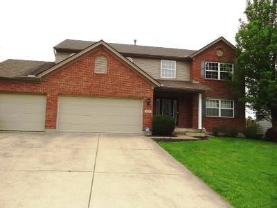 Liberty Twp Single Family Home For Sale: 6024 Bluffs Drive