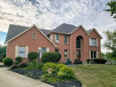 Liberty Twp Single Family Home For Sale: 7169 Brightwaters Court