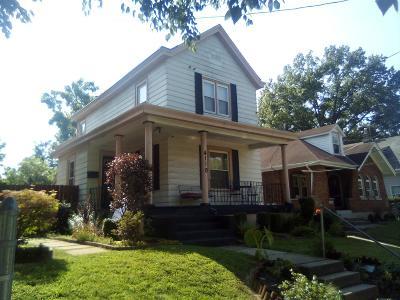 Cincinnati Single Family Home For Sale: 4110 Whetsel Avenue