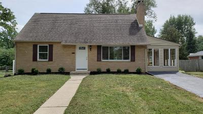 Hamilton Single Family Home For Sale: 71 Dover Place