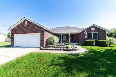Mt Orab Single Family Home For Sale: 113 Boulder Drive