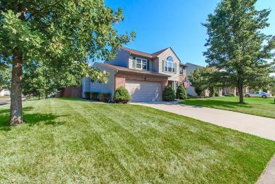 Fairfield Single Family Home For Sale: 4492 Rita Mae Drive