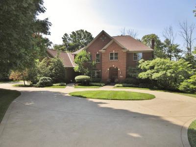 Delhi Twp Single Family Home For Sale: 776 Stonebridge Drive