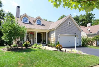 Deerfield Twp. Single Family Home For Sale: 9517 Carriage Run Circle