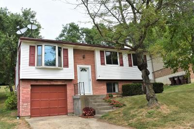 Cleves Single Family Home For Sale: 411 Westgate Drive