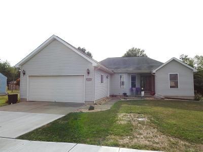 Preble County Single Family Home For Sale: 207 Eaton Street