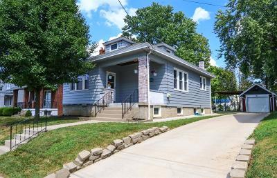 Cheviot Single Family Home For Sale: 3928 Delmar Avenue