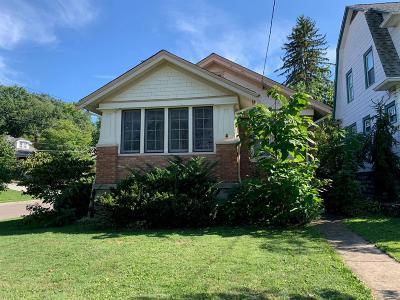 Cincinnati OH Single Family Home For Sale: $99,975