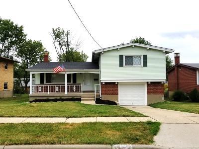 Green Twp Single Family Home For Sale: 3354 Moonridge Drive
