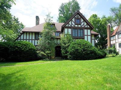 Cincinnati Single Family Home For Sale: 5 Belsaw Place