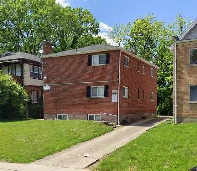 Cincinnati Multi Family Home For Sale: 6425 Kennedy Avenue