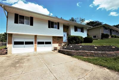 Miamisburg Single Family Home For Sale: 720 Golden Arrow Drive