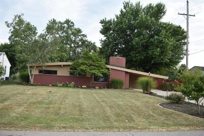 Fairfield Single Family Home For Sale: 425 Blackburn Avenue