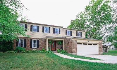 West Chester Single Family Home For Sale: 6605 Coachlight Way