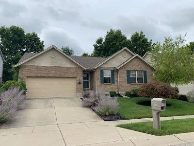 Fairfield Single Family Home For Sale: 7395 Wm Hensley Drive