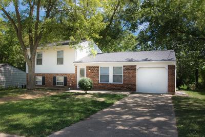 Fairfield Single Family Home For Sale: 6114 Morningside Drive