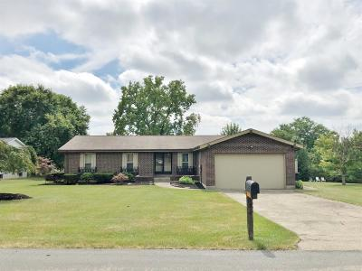 Liberty Twp Single Family Home For Sale: 6709 Wooden Shoe Court
