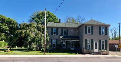 Lawrenceburg, Aurora, Bright, Brookville, West Harrison, Milan, Moores Hill, Sunman, Dillsboro Single Family Home For Sale: 14527 Main Street