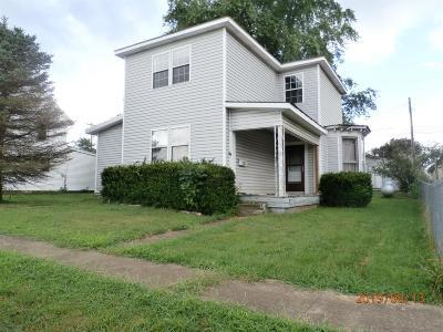 Peebles Single Family Home For Sale: 60 Walnut Street
