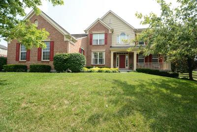 West Chester Single Family Home For Sale: 7590 Tylers Hill Court