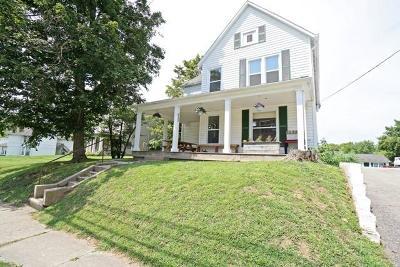 Clinton County Multi Family Home For Sale: 633 Rombach Avenue