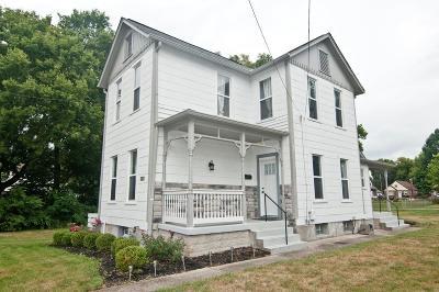 Sharonville Single Family Home For Sale: 11176 Spinner Avenue