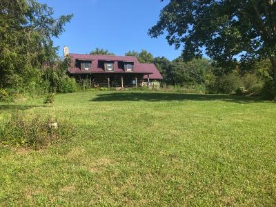 Highland County Single Family Home For Sale: 13830 Sinking Spring
