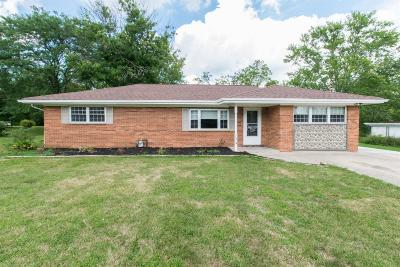 West Chester Single Family Home For Sale: 7674 Wendel Drive
