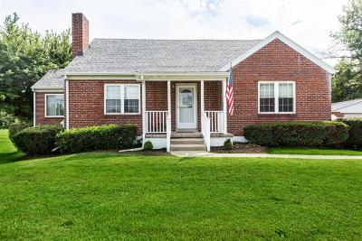 Mt Orab Single Family Home For Sale: 119 W Main Street