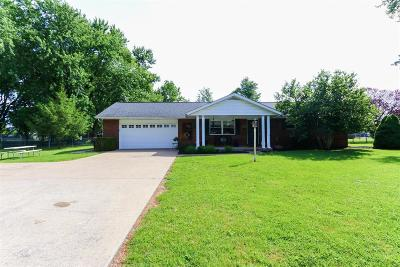 Brown County Single Family Home For Sale: 130 Munster Drive