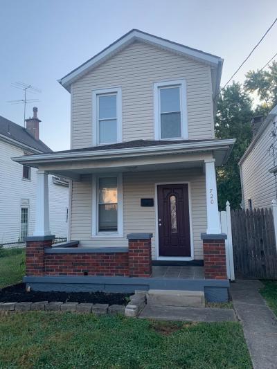 Hamilton Single Family Home For Sale: 720 Franklin Street
