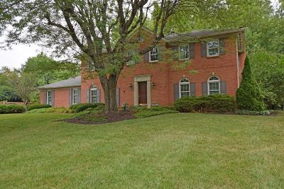 Symmes Twp Single Family Home For Sale: 11964 Carrington Court