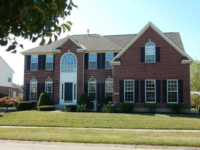 Warren County Single Family Home For Sale: 1181 Autumn Run Drive