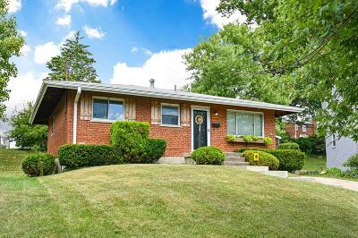 Cheviot Single Family Home For Sale: 4256 Grotto Court