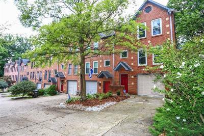 Cincinnati Condo/Townhouse For Sale: 2115 Fulton Avenue #G