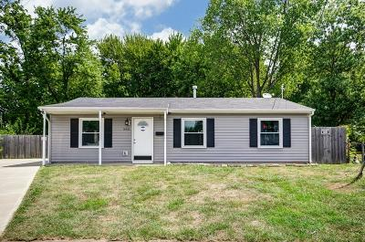 Colerain Twp Single Family Home For Sale: 3431 Hollyglen Court