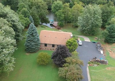 Adams County, Brown County, Clinton County, Highland County Single Family Home For Sale: 44 Comanche Drive
